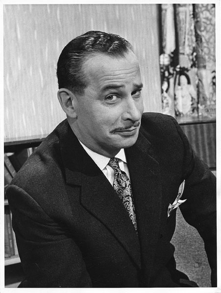 Game Show Inventor and Radio & Television Pioneer Roy Ward Dickson